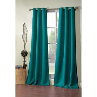 Link to Duck River Steyna Blackout Grommet Curtain Panel Pair Similar Items in Curtains & Drapes