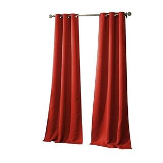 Duck River Steyna Blackout Grommet Curtain Panel Pair