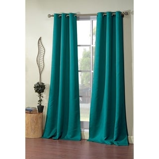 Duck River Steyna Blackout Grommet Curtain Panel Pair