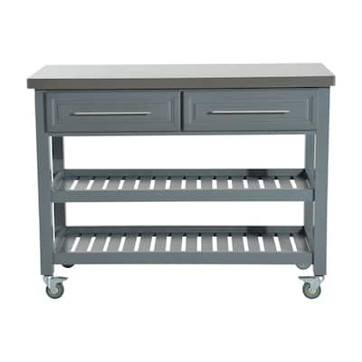 Buy Kitchen Carts Online at Overstock   Our Best Kitchen ...