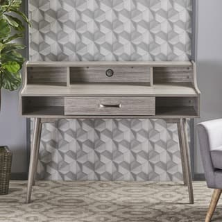 Brenda Mid Century Modern Wood Office Desk by Christopher Knight Home https://ak1.ostkcdn.com/images/products/18088201/P24247281.jpg?impolicy=medium