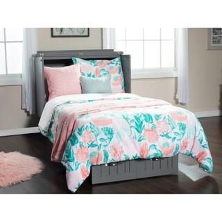 Nantucket Murphy Bed Chest Twin in Atlantic Grey