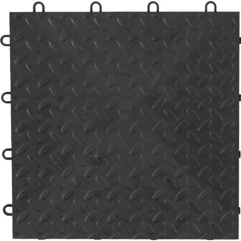 "Gladiator GarageWorks 12"" x 12"" Tile Flooring (48-pack) - 12"" x 12"""