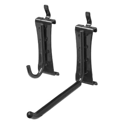 Gladiator GarageWorks J & L Hooks (8-Pack) - Multiple parts and accessories