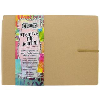 Ranger Dylusions Creative Flip Journal Large