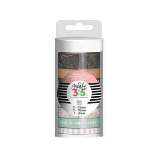MAMBI Create 365 HP Washi Tape Rose