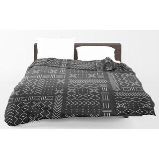 Kavka Designs Edan Black Light Weight Comforter Terri Ellis