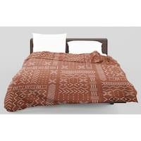 Kavka Designs Edan Rust Light Weight Comforter Terri Ellis