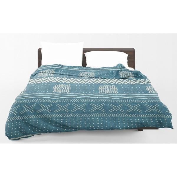Kavka Designs Teal Nova Light Weight Comforter Becky Bailey