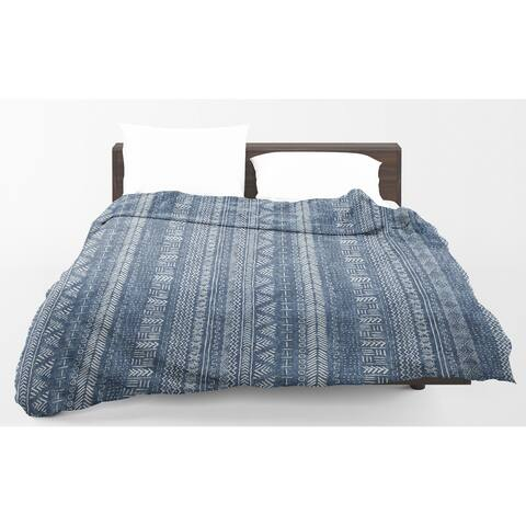 Kavka Designs Indigo Landscape Light Weight Comforter Becky Bailey