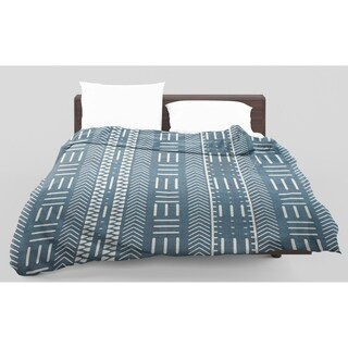 Kavka Designs Hadley Blue Light Weight Comforter Terri Ellis