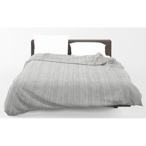 Kavka Designs Grey Coronado Light Weight Comforter Becky Bailey