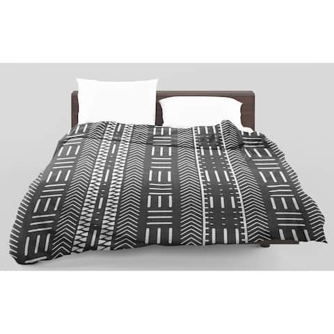 Kavka Designs Hadley Black Light Weight Comforter Terri Ellis