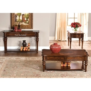 Andalusia Vintage Cherry 3-piece Occasional Set