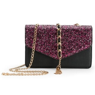 Olivia Miller The Capriana Multiglitter Flap