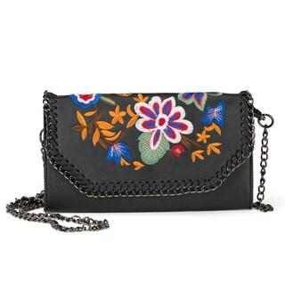 Olivia Miller The Mencodino Floral Shoulder Bag
