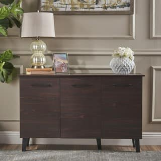 Emlyn Mid Century Modern Wood Cabinet by Christopher Knight Home|https://ak1.ostkcdn.com/images/products/18090209/P24248908.jpg?impolicy=medium