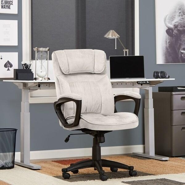Serta Style Microfiber Office Chair