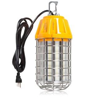 Maxxima High Bay LED Temporary Work Light Fixture, 100 Watt 12,000 Lumens Daylight 5000K