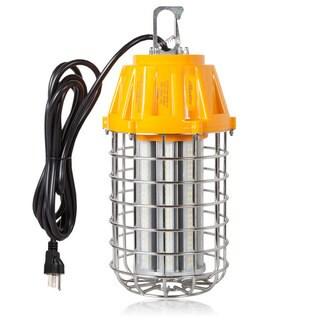Maxxima High Bay LED Temporary Work Light Fixture, 60 Watt 7200 Lumens Daylight 5000K