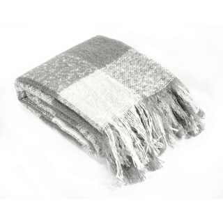 Brielle Faux Mohair Soft Luxury Throw (3 options available)