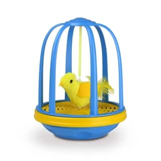 OurPets Bird in a Cage Interactive Cat Toy|https://ak1.ostkcdn.com/images/products/18090871/P24249447.jpg?impolicy=medium