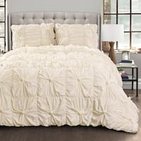 Lush Decor Bella 3 Piece Comforter Set