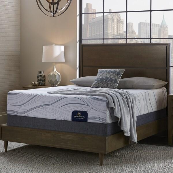 Shop Serta Perfect Sleeper Cedarcrest 10 Inch California