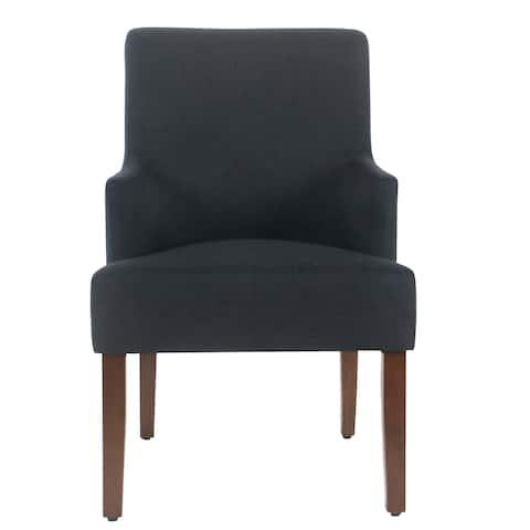 HomePop Meredith Dining Chair - Indigo
