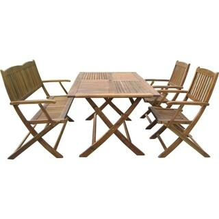 Sutton 4 Piece Patio Dining Set