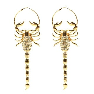 Eye Candy LA Scorpio Statement Earring