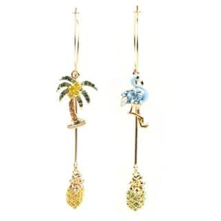 Eye Candy LA Summer Vacay Fashion Statement Earring|https://ak1.ostkcdn.com/images/products/18091739/P24250169.jpg?impolicy=medium
