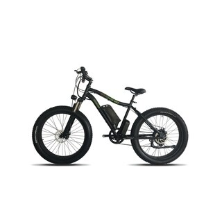 "GoPowerBike Electric Bicycle 500W 36V 10H Battery 26"" Thick Tire"