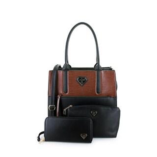 LANY 'Luisa' 3-Piece Tote Bag Set