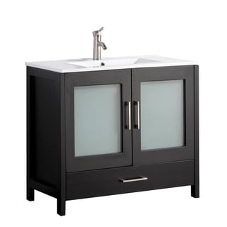 Arezzo 36-inch Single Sink Modern Bathroom Vanity