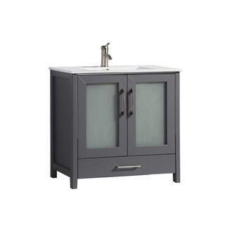 Arezzo 48-inch Single Sink Modern Bathroom Vanity