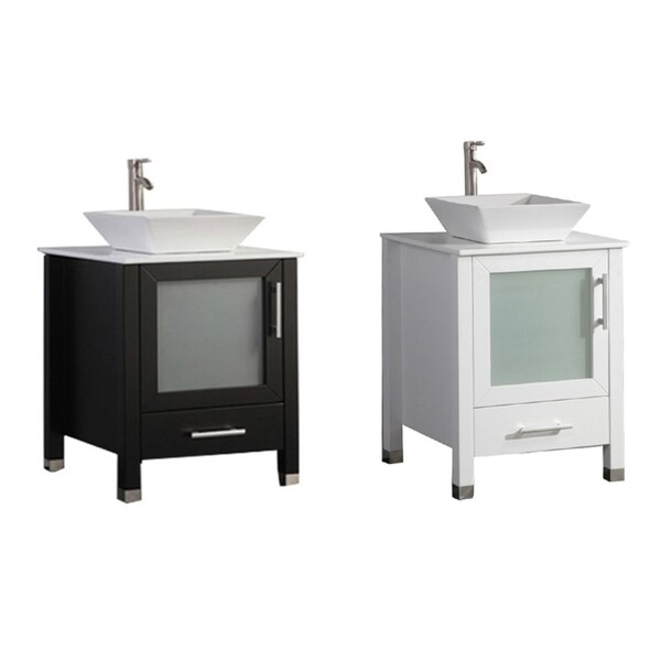 Mesina 24-inch Single Sink Modern Bathroom Vanity