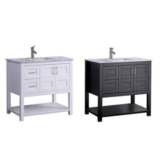 Nord 36-inch Single Sink Modern Bathroom Vanity