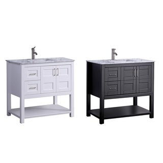 Nord 36-inch Single Sink Modern Bathroom Vanity