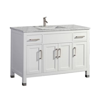 Reisa 60-inch Single Sink Modern Bathroom Vanity