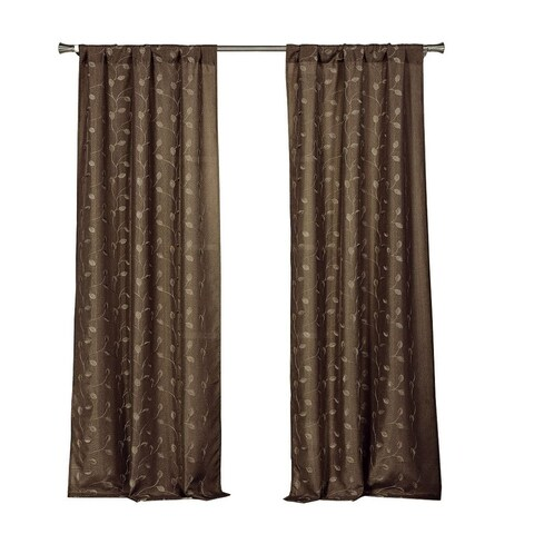 "Duck River Kiralee Curtain Panel Pair - 38x84"" /2pcs"