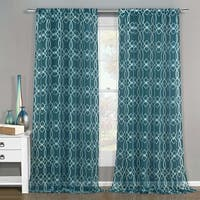 Duck River Newbella Sheer Curtain Panel Pair - 51x84""