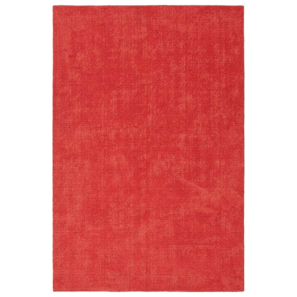 Indoor/Outdoor Handmade Tula Pink Polyester Rug - 9' x 12'