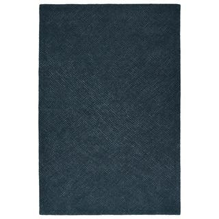 Bombay Home Brantley Hand-tufted Denim Wool Indoor Rectangular Rug (9' x 12') https://ak1.ostkcdn.com/images/products/18093072/P24251160.jpg?impolicy=medium
