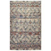Machine-Made Loki Linen Polypropylene Rug - 9'2 x 12'6