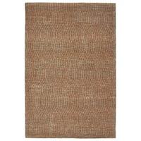 Hand-Tufted Brantley Paprika Wool Rug - 8' x 10'