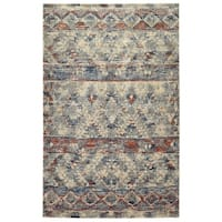 Machine-Made Loki Linen Polypropylene Rug - 7'10 x 10'6