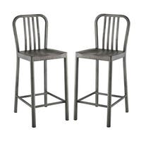 Clink Counter Stool Set of 2
