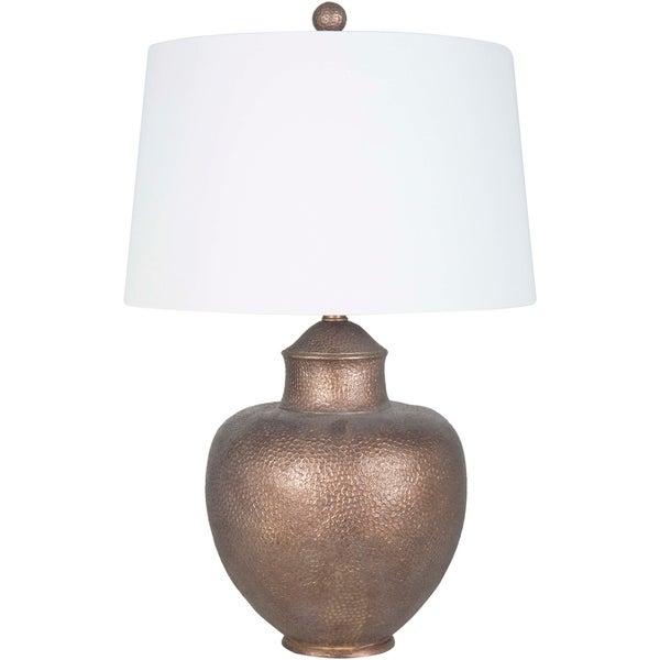 Avivo 27.5 in. Tan Traditional Table Lamp