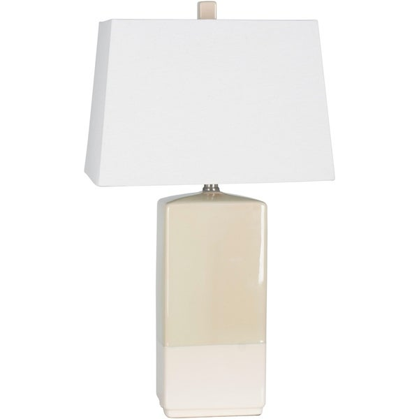 Ashkirk 25 in. Khaki Transitional Table Lamp
